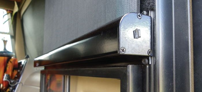 screen door pull-up shade picture