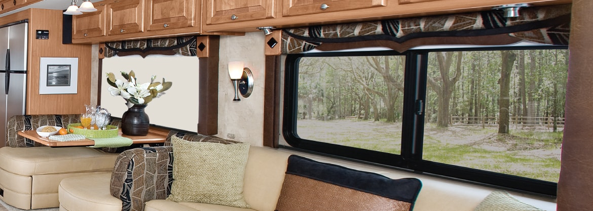 The #1 RV Roller Shades Manufacturer | MCD Innovations