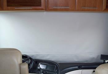 08 King air windshield night shade