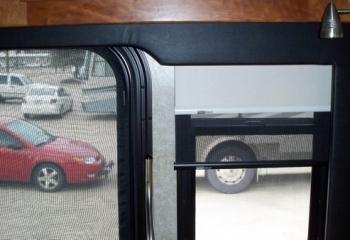08 revolution passenger side shade