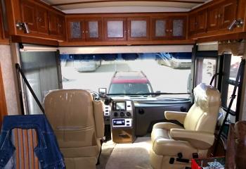 09 Journey cockpit day shade
