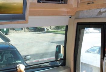 07 camelot passenger window day shade